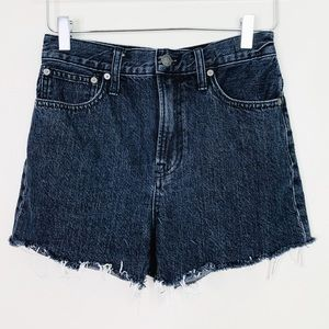 MADEWELL The Perfect Vintage Short 24 Colston Wash